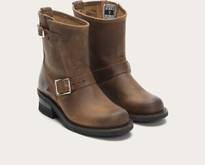 Frye Engineer 8R Leather Boots