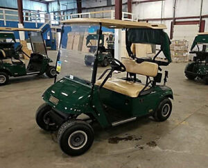 20+ Electric Golf Carts at Auction - Ends March 20th