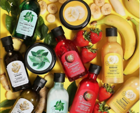 The Body Shop Product Bargains