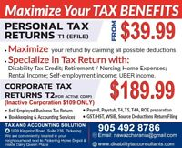 Why Pay more than $189 for Active Corporate Tax Return T2 Filing