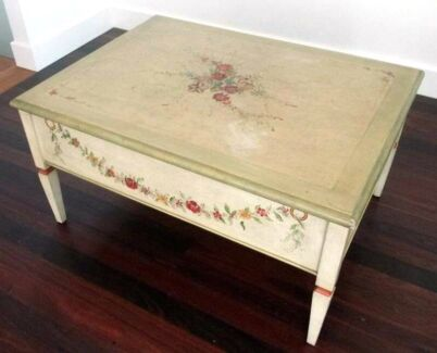 Shabby chic coffee table Lilyfield Leichhardt Area Preview