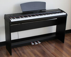 Digital Piano 88 Fully Weighted Keys 3 Pedals Brand New