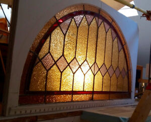 Stained Glass Window / $600.00