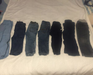2T Boys Clothing Lot