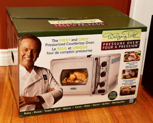 Wolfgang Puck Pressure Oven (in box with all accessories)