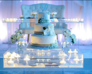 Cake Table - $125.00 With Delivery