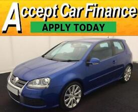 Volkswagen Golf 3.2 V6 4Motion 2008MY R32 FROM £41 PER WEEK!