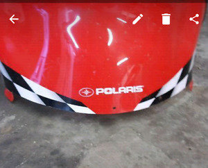 Windshield For  Polaris Edge Chassis