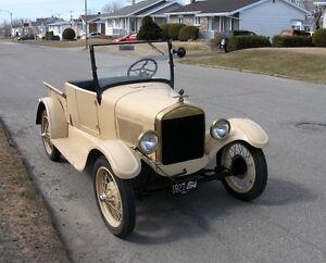 Ford model T roadster pickup 1927