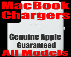 GENUINE Apple MacBook / Pro / Retina / Air Chargers