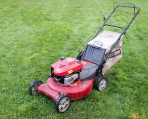 21 inch Gas Mower with Drive System