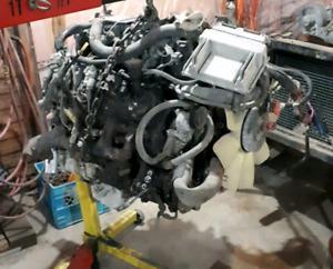 chevy lq4 6 0 complete engine 4l80e transmission/ wiring/ ecm