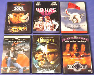 DVD Clearance 5 for 10