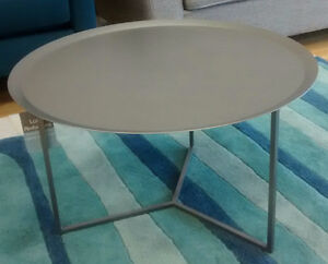 """29"""" Metal Coffee Table. Made in Canada. Was $320, Now $195."""