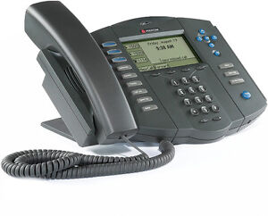 SIP Phones: Polycom SoundPoint IP 501, Aastra 57i CT w/ DECT