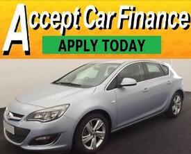 Vauxhall/Opel Astra 1.6i VVT SRi FROM £36 PER WEEK!