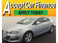 Vauxhall/Opel Astra 1.6i VVT SRi FROM £36 PER WEEK!