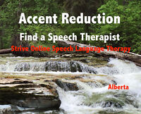 Accent Reduction online for Banff, Canmore area
