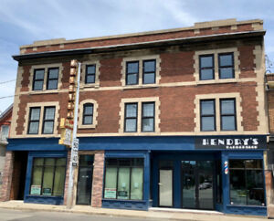 Custom Turnkey Storefront Available in Historic Building