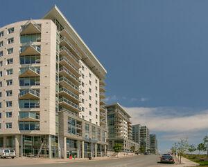 208-31 Kings Wharf ~ The Keelson ~ Corner 2-bed 2-bath Condo