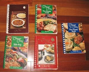 COMPANYS COMING COOKBOOKS