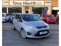 11 11 Ford C-MAX 2.0TDCi 140ps Powershift Titanium - SUPERBLY COMFORTABLE