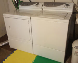 Maytag washer and dryer -SOLD