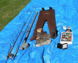 Complete Fly Fishing Set