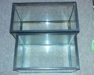 Small used Aquarium tanks