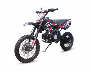 NEW DIRT BIKES 90,110, 125CC IN STOCK READY TO RIDE