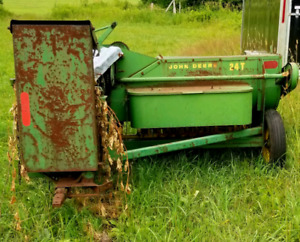 John Deere Square Baler | Kijiji in Ontario  - Buy, Sell