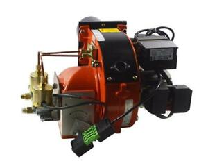 Copper and Stainless Steel Waste Oil Heater 220V Parts Multi Oil Fired Burner NO.239141