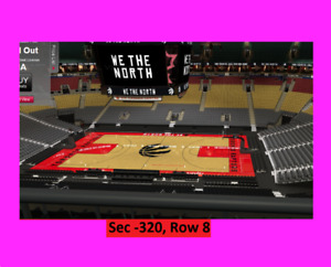 #==Raptors Tickets. HOME OPENER v CLEVELAND CAVALIERS: Oct-17==#