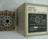 Interrupteur de niveau OMRON Floatless Level Switch model: 61F-G