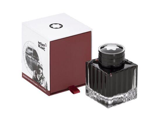 Montblanc Limited Edition Antoine De Saint Exupery Encre Du Desert  Ink Inkwell
