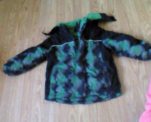 Boys Winter Coat $5 Size 5