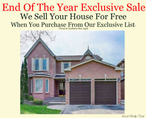 Ajax 4000+ Sq Ft Detached Home Finished Walk Out Basement