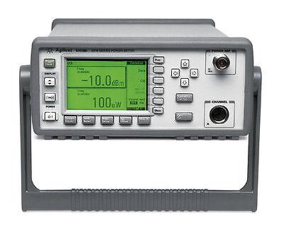 New Agilent Power Meter E4418B