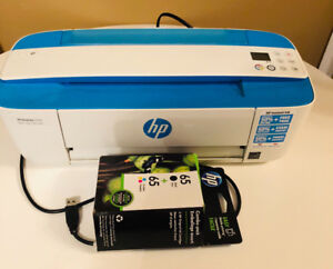 HP Printer with new ink