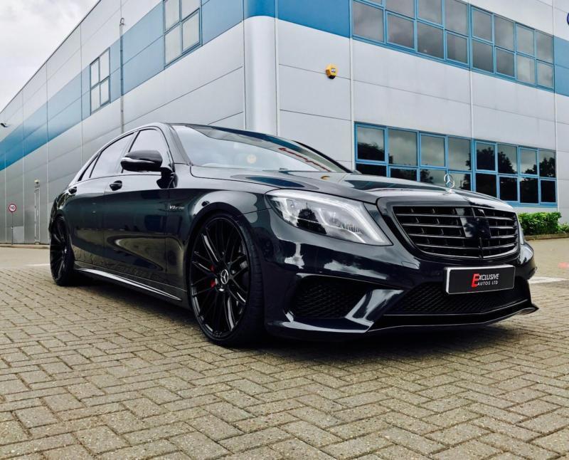 2014 14 mercedes benz s63 l amg 5 5 executive 585bhp for Benz sport katalog