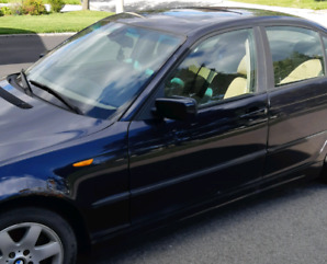 2002 BMW 325 xi SOLD AS IS  1000
