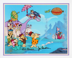 "Flintstones ""Pebbles Beach"" limited edition"