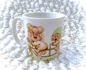 Ultra Rare Vintage Woofitz Collectable Mug / Cup Made In England