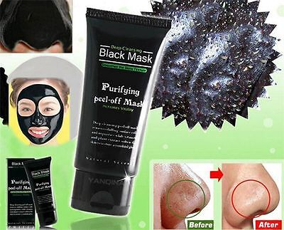 1X Best Blackhead Remover Deep Cleansing Purifying Peel Acne Black Mud Face