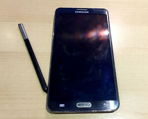 SAMSUNG GALAXY NOTE 3 32 GB BAD LCD ÉCRAN BRISÉ Rogers Fido