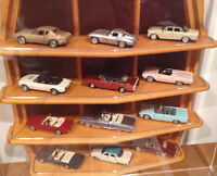 RARE COLLECTION D AUTO ''THE CLASSIC CARS OF THE SIXTIES ''