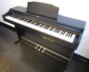 Roland digital 88 key piano in excellent condition--!