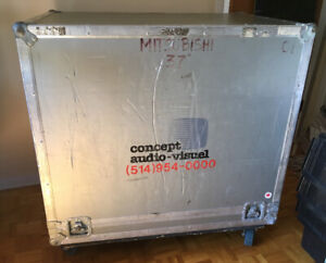 Road Case (Shipping Box)