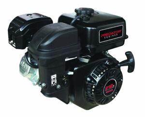 "212cc or 6.5 hp horizonal 3/4"" shaft motor"