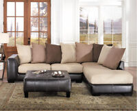 Albany Furniture Sectional